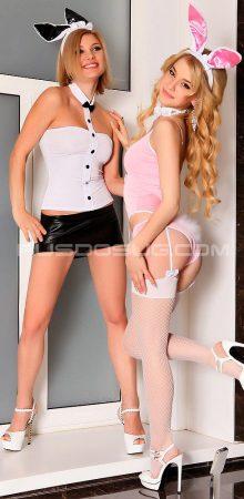 Проститутка Лилия и Эля